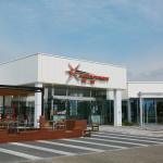 新東名高速道路・NEOPASA浜松(下り)はドッグランに併設されたカフェで、ワンちゃん用のグッズを販売【高速道路SA・PAドッグラン探訪】 - sa_dogrun_02