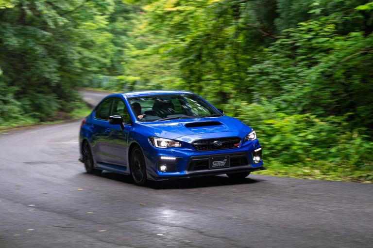 スバルWRX STI S4スポーツ#