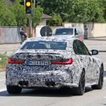 「メガグリルが完全露出! BMW M3次期型、9月デビューへ」の9枚目の画像ギャラリーへのリンク