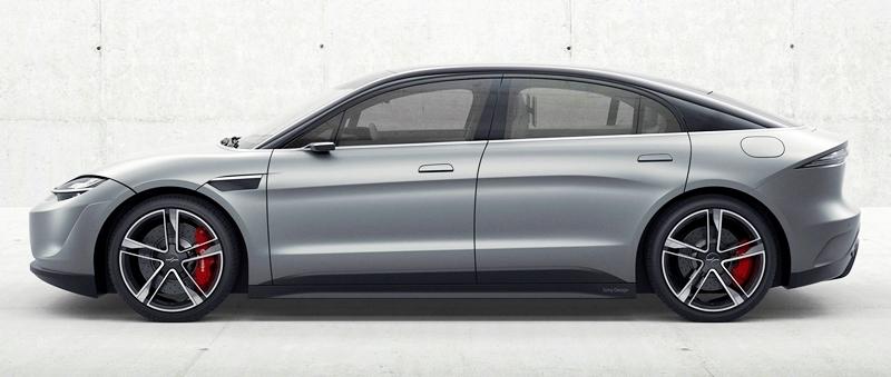 「SONYがEV「VISION-S」を国内で初公開。今年度内に公道評価を実施、SUV開発も視野」の5枚目の画像