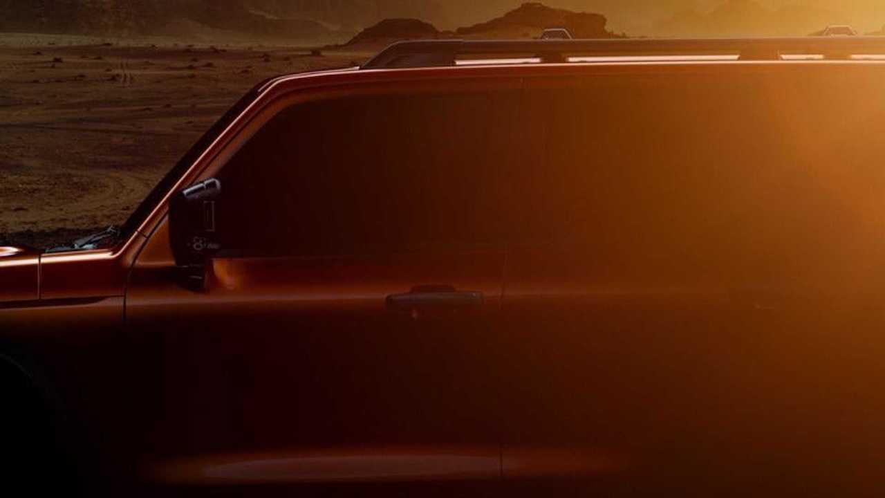 「またまたパクリ疑惑!? 今度は新型フォード ブロンコに酷似したモデルが中国から登場?」の1枚目の画像
