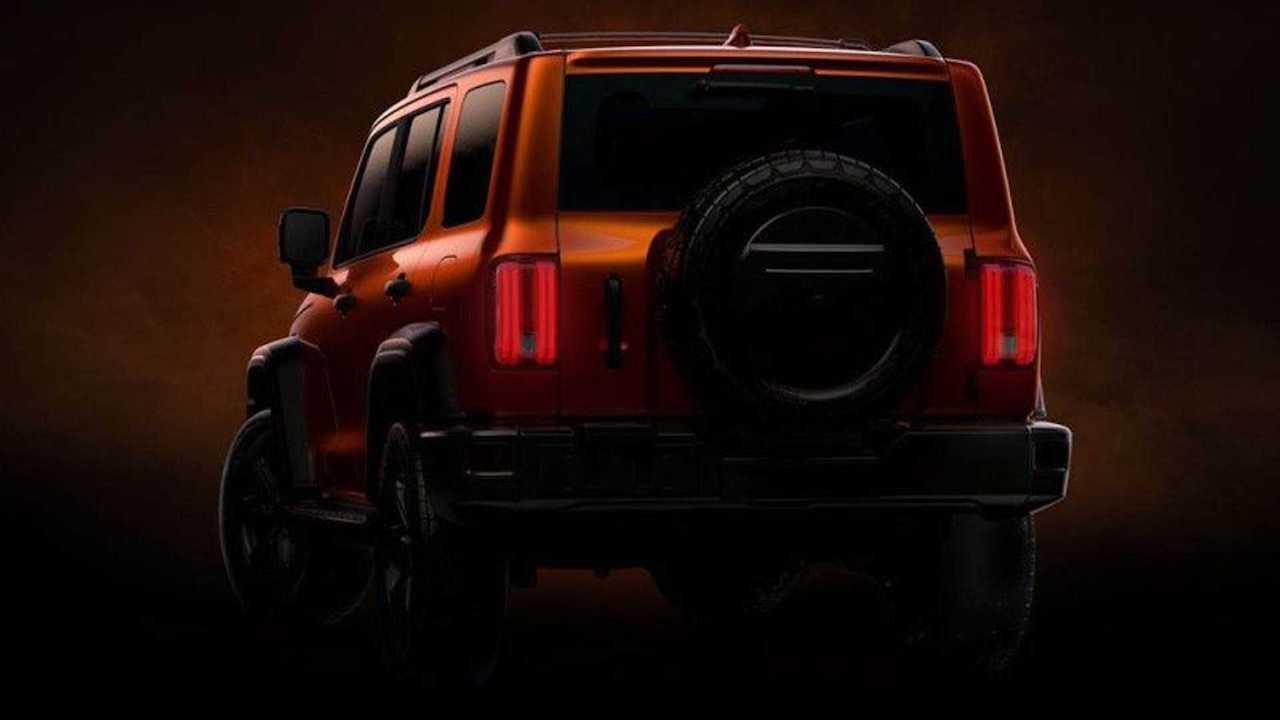 「またまたパクリ疑惑!? 今度は新型フォード ブロンコに酷似したモデルが中国から登場?」の3枚目の画像