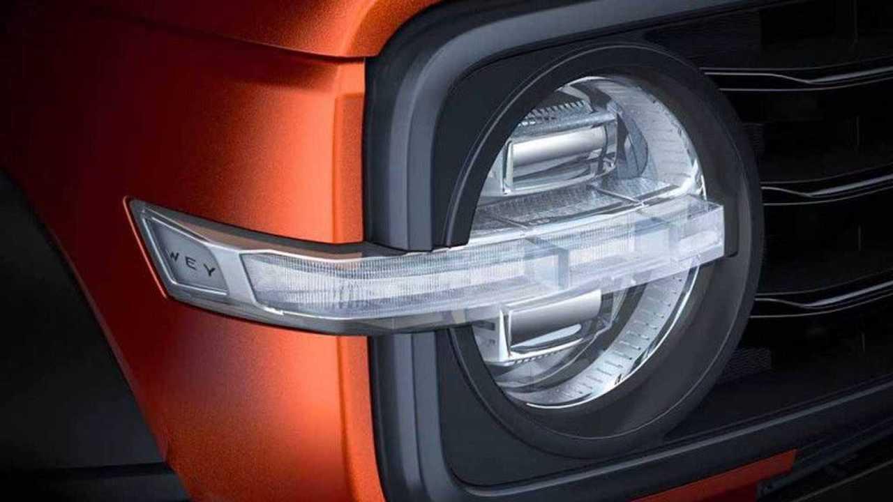 「またまたパクリ疑惑!? 今度は新型フォード ブロンコに酷似したモデルが中国から登場?」の4枚目の画像