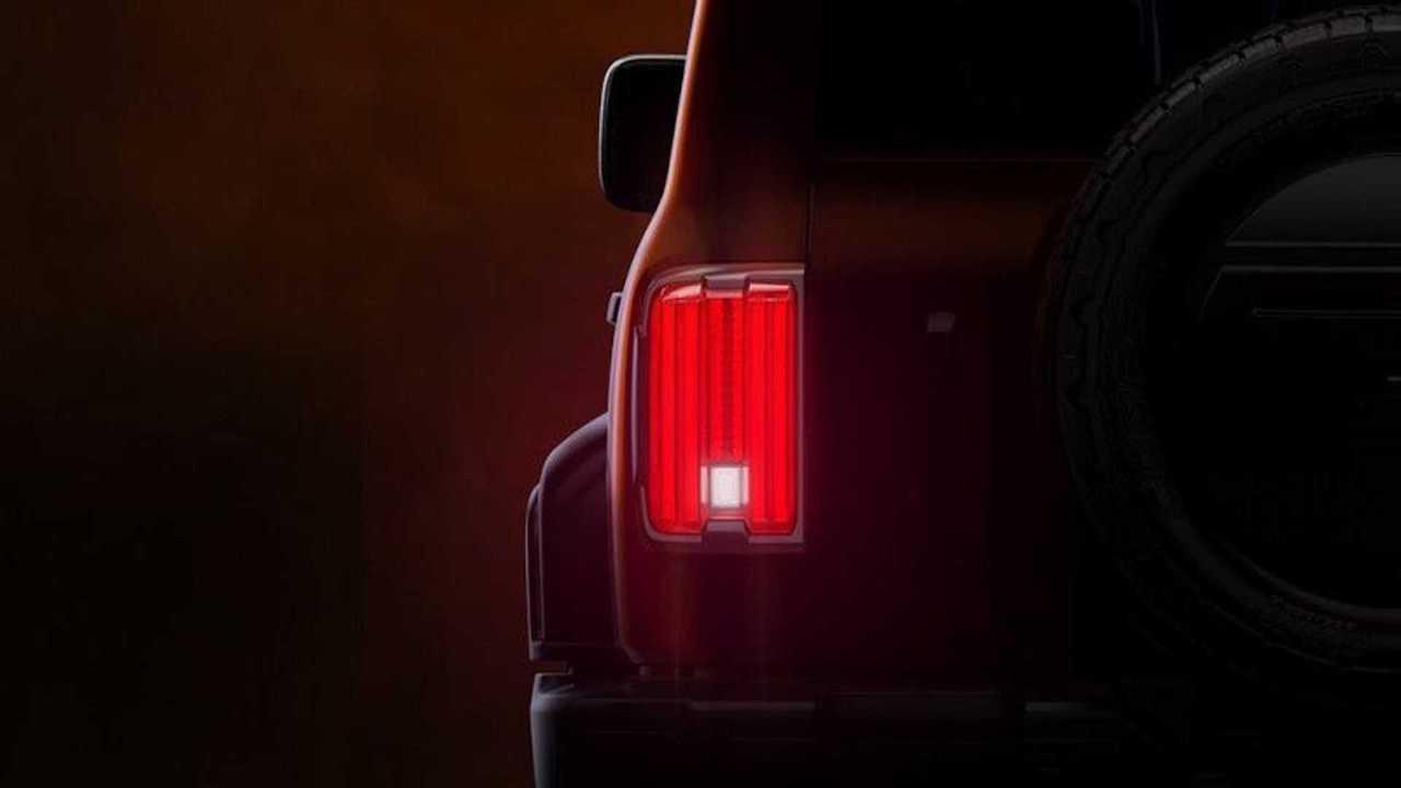 「またまたパクリ疑惑!? 今度は新型フォード ブロンコに酷似したモデルが中国から登場?」の5枚目の画像