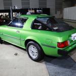 マツダ初の4輪乗用車はR360クーペだった!ファミリアはセダンよりバンが先に発売!創立100周年マツダの名車たち【AUTOMOBILE COUNCIL 2020】 - 1H3A1913