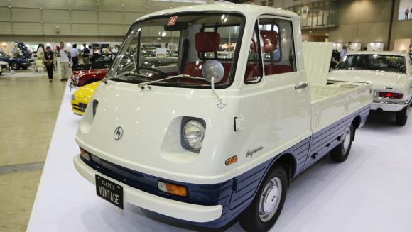 トヨタ・ホンダ・マツダの激レア旧車