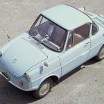 軽自動車を牽引したスズライトがスバル360、キャロル、ミニカ、フェロー、N360などのライバルを生む【スズキ100年史・第10回・第2章 その4】 - R360クーペ(1960年発売) former_0293s