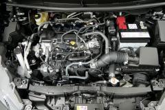 RSのエンジン