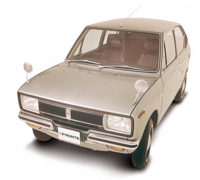 1970 フロンテ71