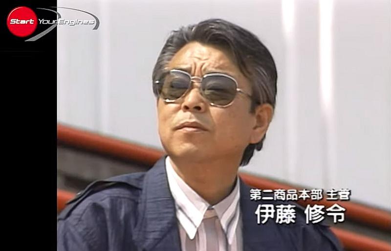 伊藤修令さん