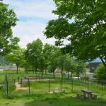 「長野自動車道・梓川SA(下り)はのどかな風景の中に設置された自然溢れる施設【高速道路SA・PAドッグラン探訪】」の11枚目の画像ギャラリーへのリンク