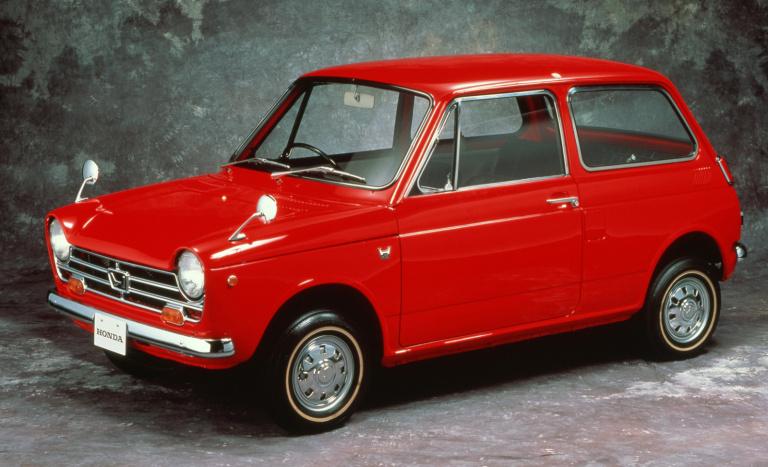 1967 ホンダN360