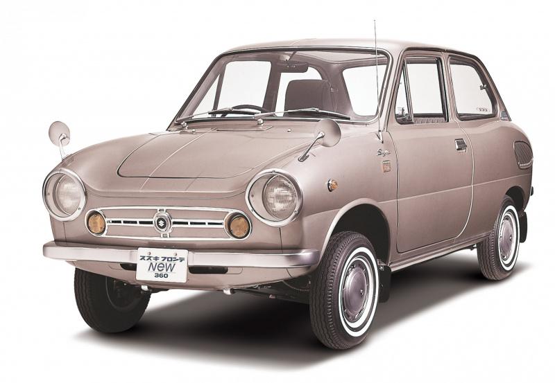 1967 フロンテ LC10
