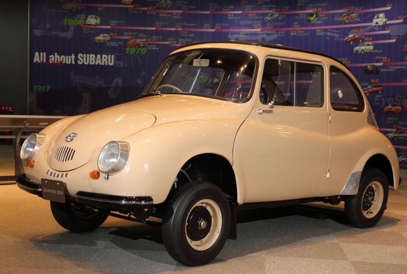 1958 スバル360