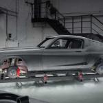 「古き良きアメリカンマッスルが復活!? レトロなマスタングを再現したEVカスタム」の10枚目の画像ギャラリーへのリンク