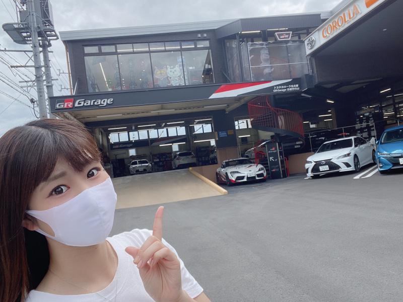 トヨタカローラ名古屋 GR Garage日進竹の山店さん