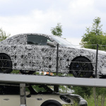 GRスープラがライバル!? BMW 2シリーズ クーペ「M」開発車両を初スクープ - Spy shot of secretly tested future car