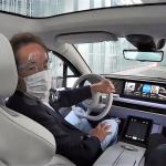 今一番気になる自動運転EV車「ソニーVISION-S」に清水和夫が大接近! コイツの可能性は無限大【SYE_X】 - kazuoshimizu_sonyvisions_13