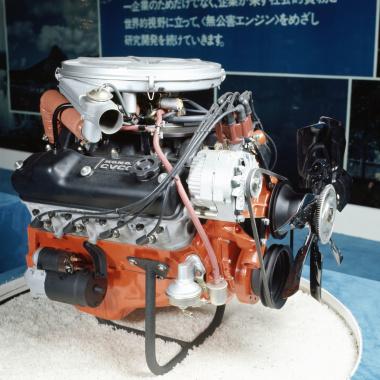 CVCCエンジン