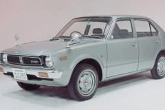 1973シビック・CVCC