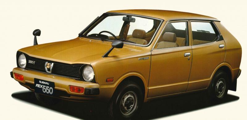 1977レックス550(550cc)