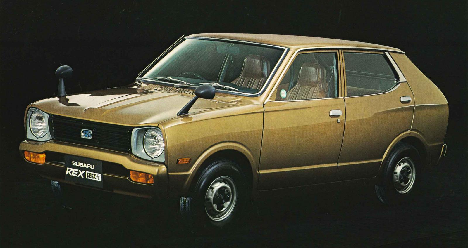 1975レックス(360cc)