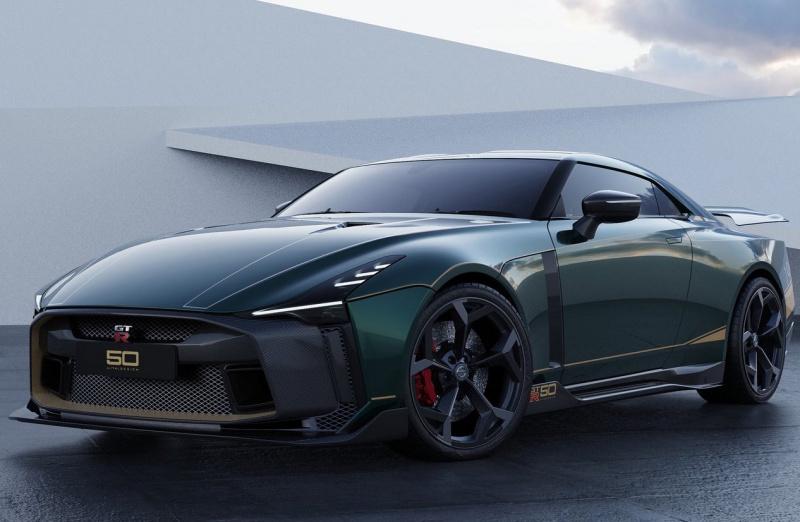 日産 GT-R50_005