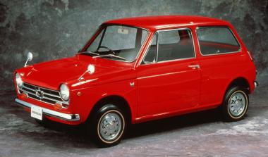 1967ホンダN360