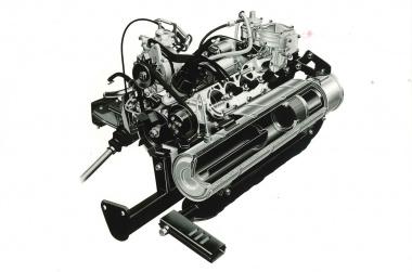スズキTC53搭載T4Aエンジン