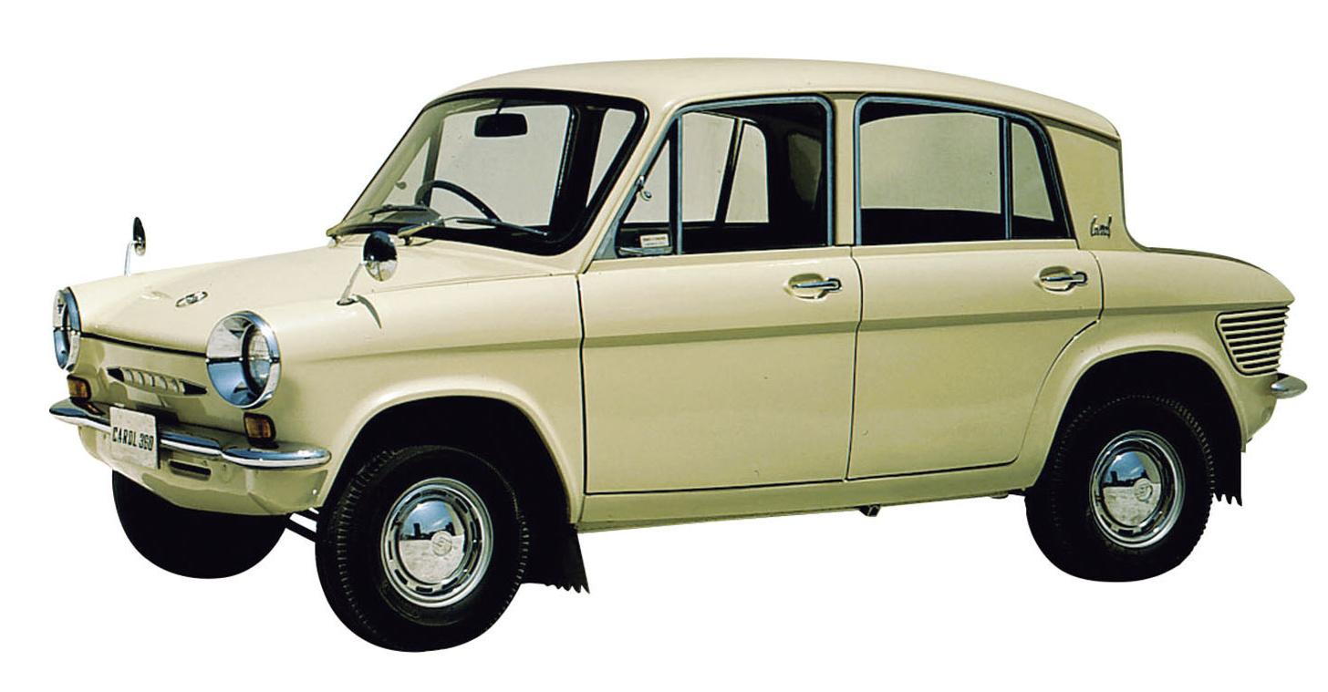 1962-1970キャロル360