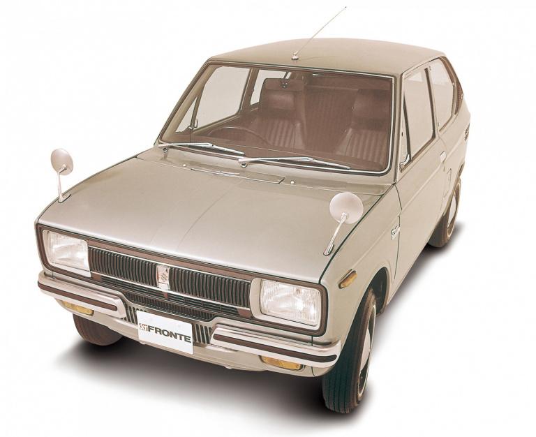 1970フロンテ71