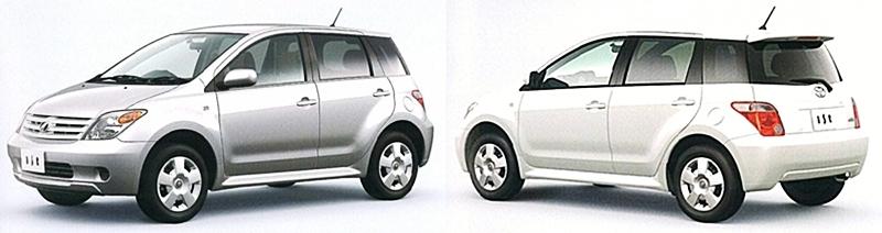 「3代目「ist」の登場!?  トヨタが年内にコンパクトSUV「アーバン・クルーザー」を発売」の3枚目の画像