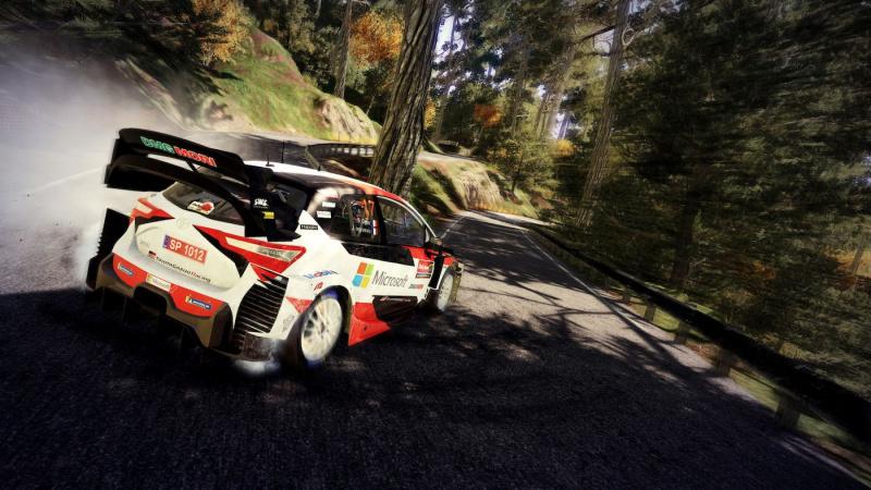 WRC 9 Rally Japan