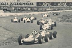 1980年FJ1600レース