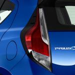 3ナンバー化で居住性が向上。新型「アクア」がよりスタイリッシュになって登場!? - Toyota_Prius_c