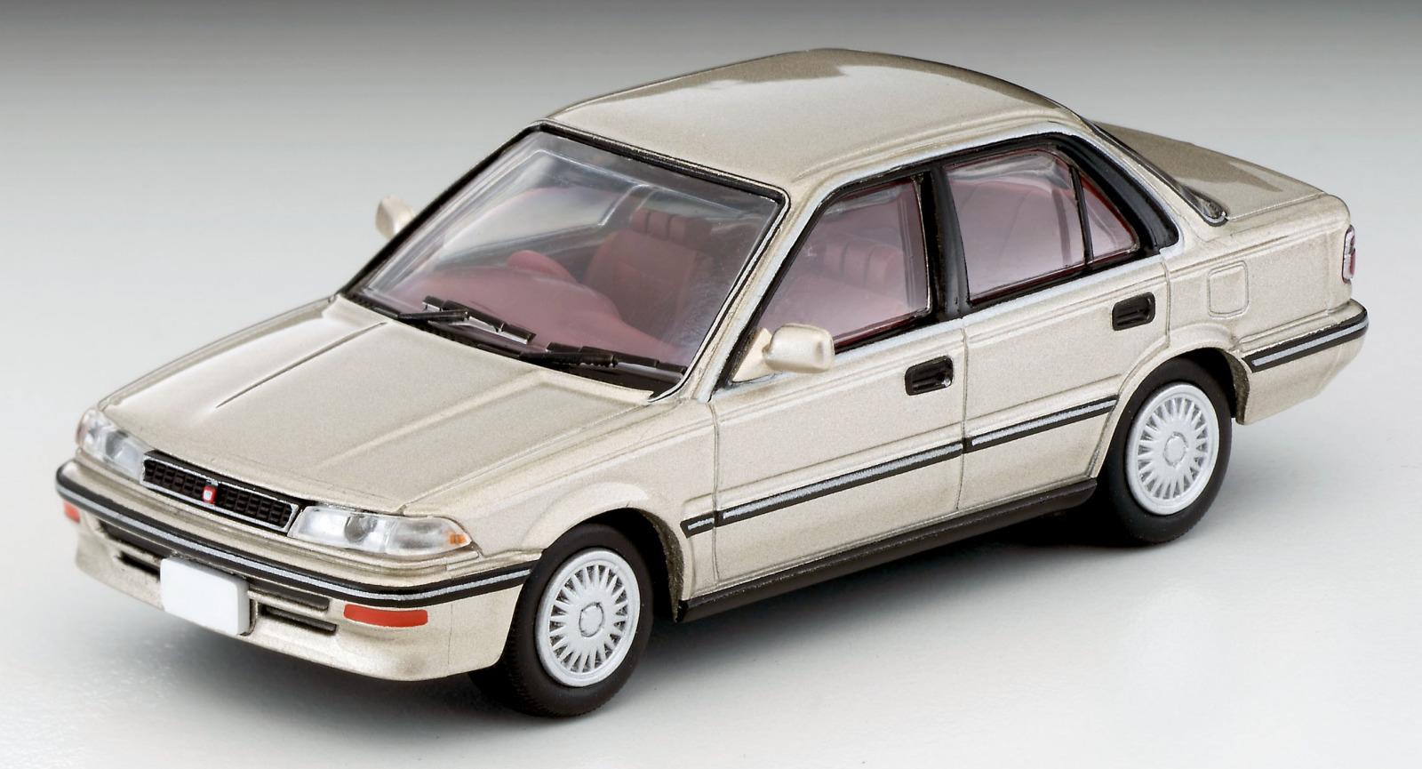 「史上最高の販売台数6代目カローラの「1500SEリミテッド」がトミカLV-NEOに新登場【ミニカー新製品情報】」の4枚目の画像