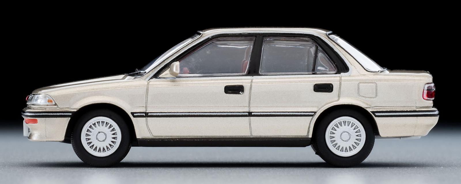 「史上最高の販売台数6代目カローラの「1500SEリミテッド」がトミカLV-NEOに新登場【ミニカー新製品情報】」の5枚目の画像