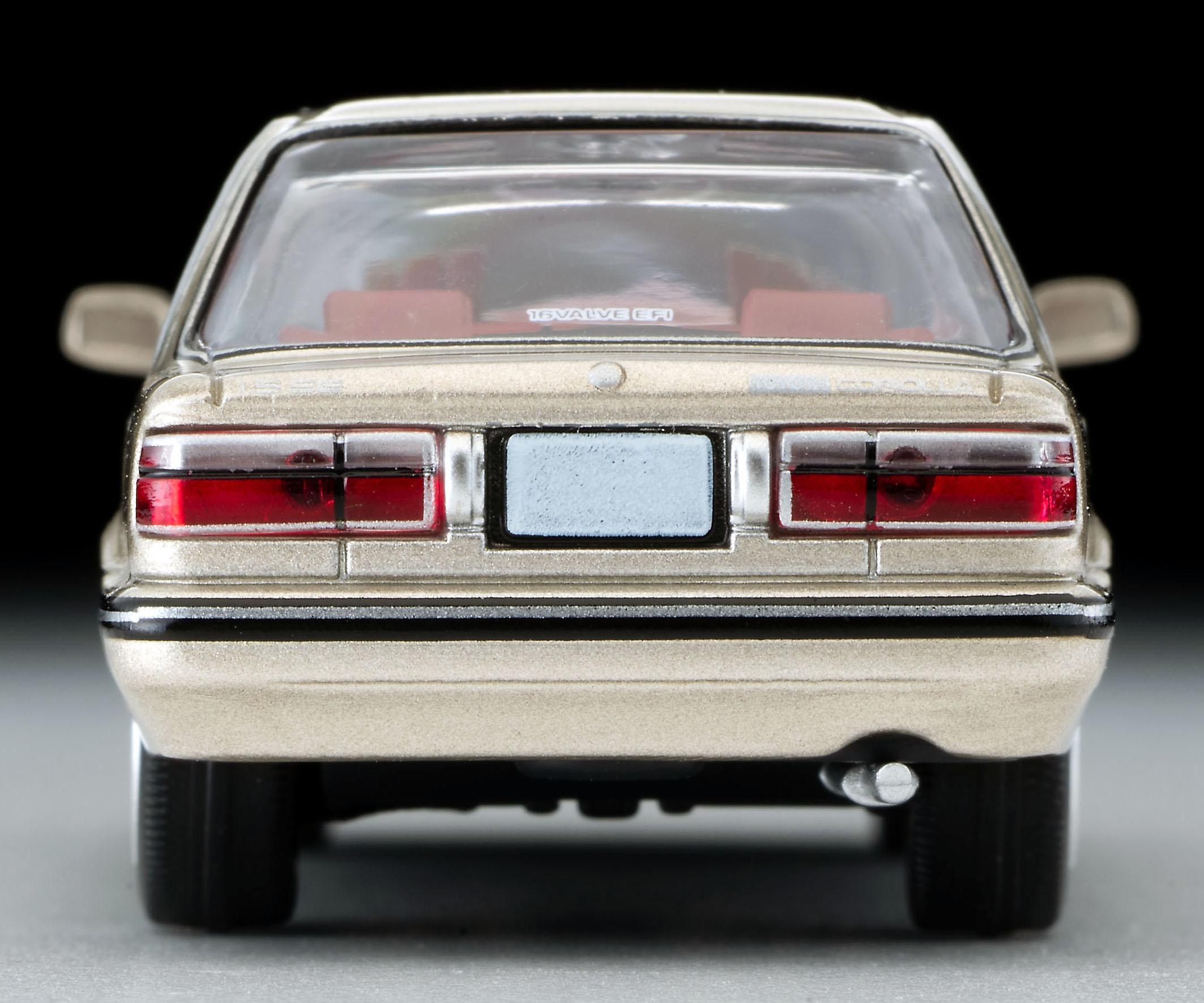 「史上最高の販売台数6代目カローラの「1500SEリミテッド」がトミカLV-NEOに新登場【ミニカー新製品情報】」の8枚目の画像
