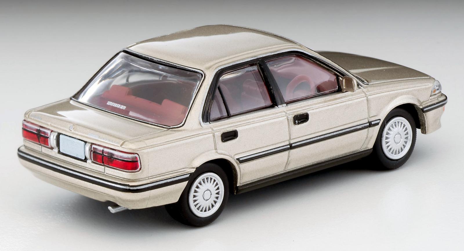 「史上最高の販売台数6代目カローラの「1500SEリミテッド」がトミカLV-NEOに新登場【ミニカー新製品情報】」の10枚目の画像