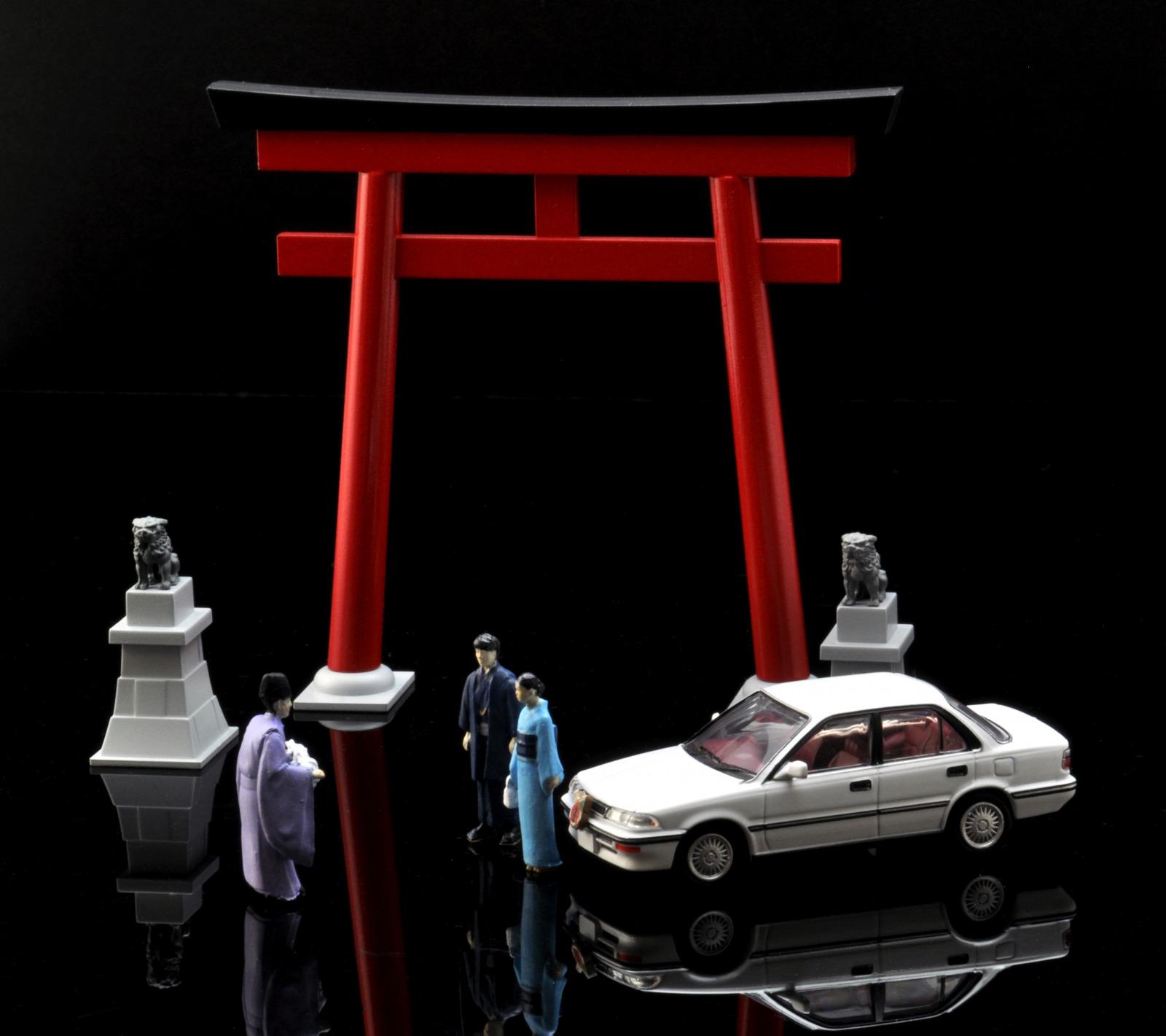 「史上最高の販売台数6代目カローラの「1500SEリミテッド」がトミカLV-NEOに新登場【ミニカー新製品情報】」の1枚目の画像