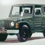 ジムニーとワゴンRの良いとこ取り、軽自動車クロスオーバー「ハスラー」はどうやって生まれた?【スズキ100年史・第29回 最終回・第6章 その6】 - ジムニー(初代の1973年型)