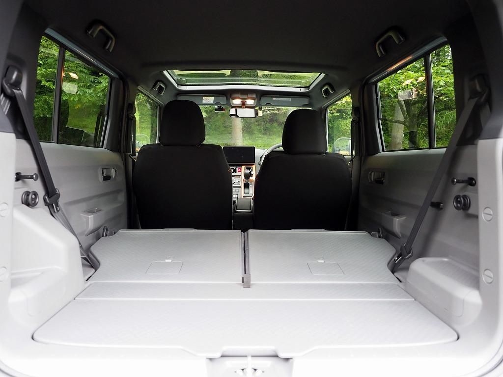 「タフトのインテリアコーディネートは雰囲気作りが完璧!ただしシート性能には課題あり!?【新型車インプレッション・内装編】」の10枚目の画像