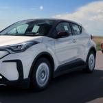 トヨタのEVはレクサス「UX 300e」だけじゃない!「C‐HR」のEV化で電動化を加速 - TOYOTA_IZOA