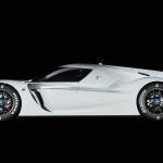 特許画像を入手。トヨタ初のハイパーカー「GR スーパースポーツ」、市販型にキャノピードア採用か!? - toyota-gr-super-sport-concept-4