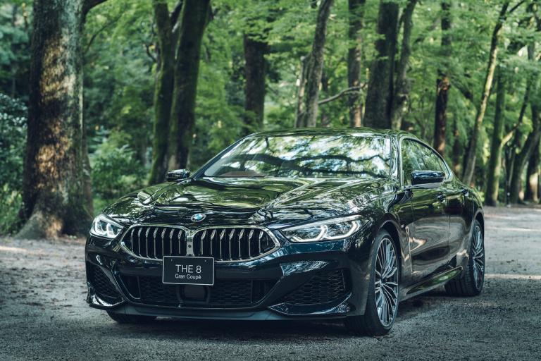 BMW 8シリーズ グラン クーペ KYOTO EDITION