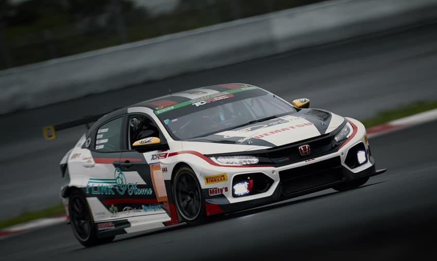 F・Link Home CIVIC TCR