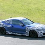 最新プロトタイプがニュル出現! ボディパネルが露出したBMW M4クーペ - BMW M4 6