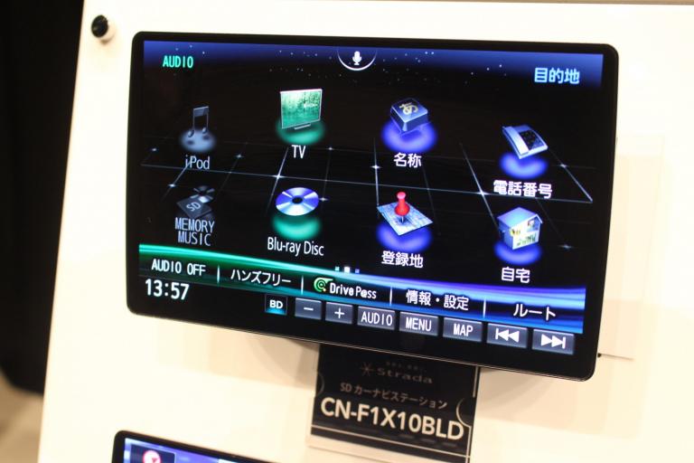 ストラーダ CN-F1シリーズ