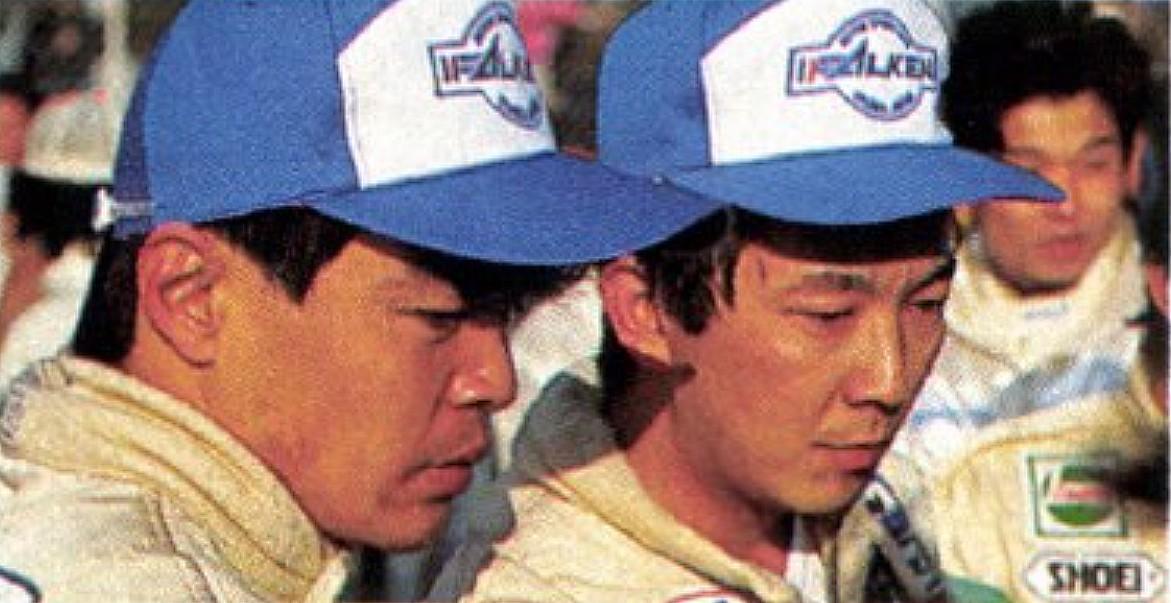 1991年当時の清水和夫さん