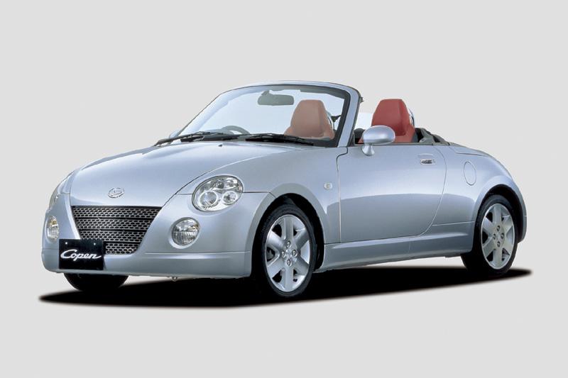 「ダイハツの歩み:優れた小型車を作り続け、現在はトヨタの子会社に【自動車用語辞典:日本の自動車メーカー編】」の4枚目の画像